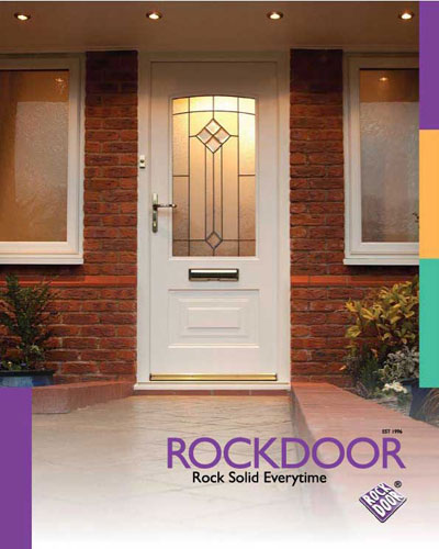 Rockdoor Composite Doors & Ian Fenton Builders